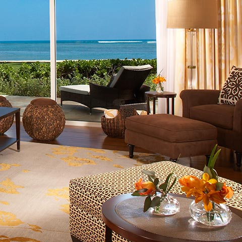 The Kahala Beach Suite